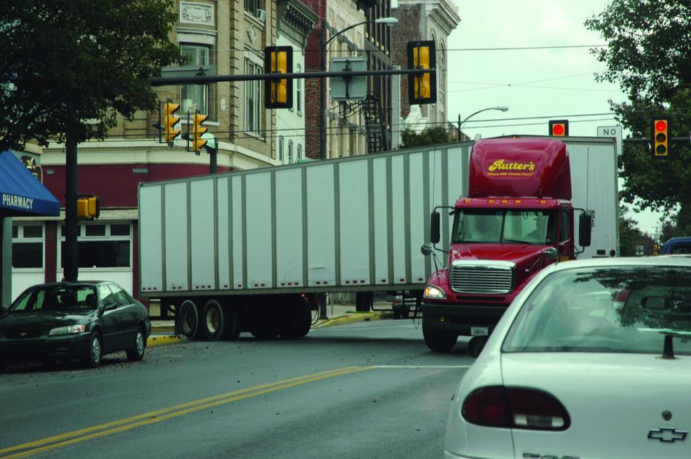 Corner Radii | National Association of City Transportation