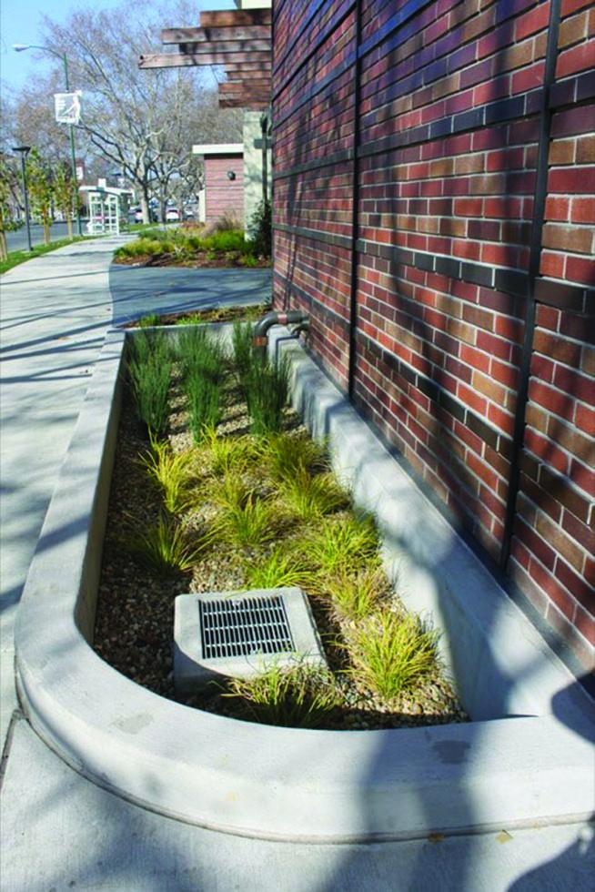 Flow Through Planters National Association Of City