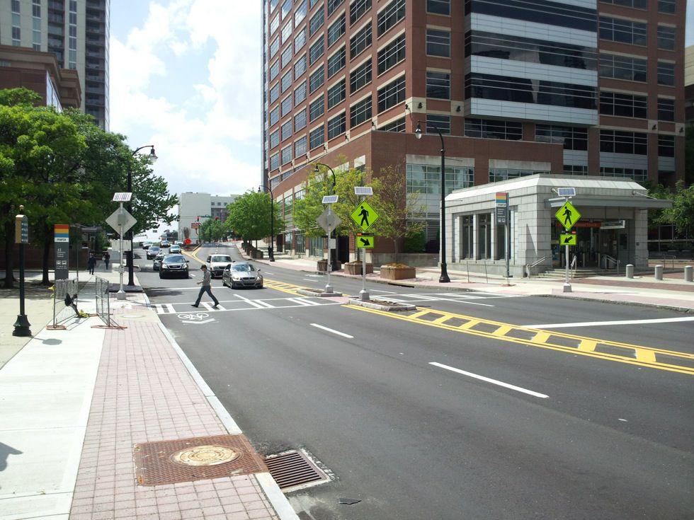 Midblock Crosswalks - National Association of City ...