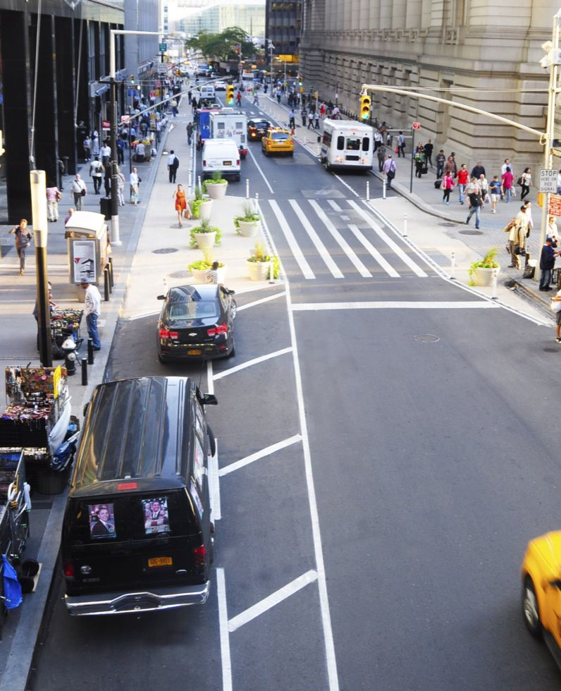 midblock crosswalks national association of city transportation officials