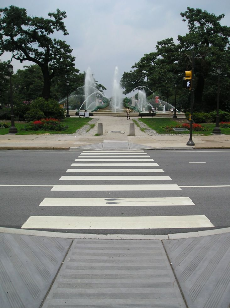 midblock crosswalks