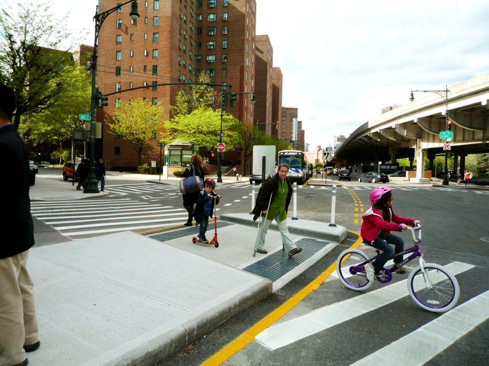 Картинки по запросу pedestrian safety island