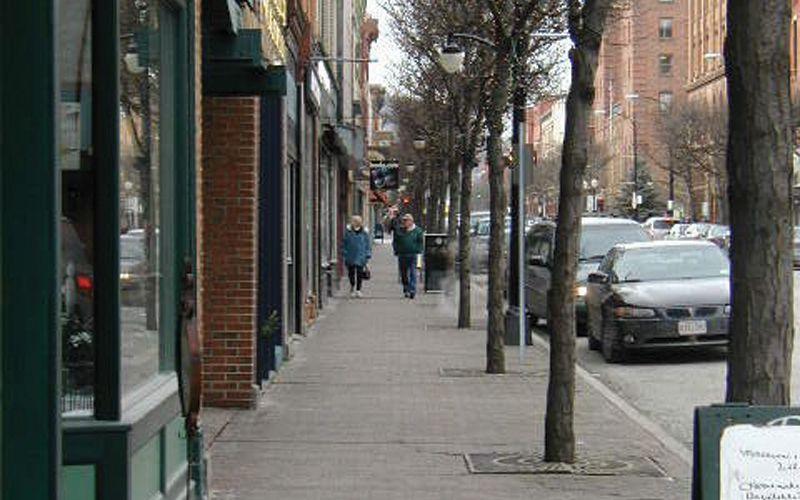 Sidewalks | National Association of City Transportation