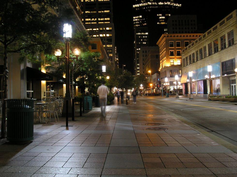 Sidewalks National Association Of City Transportation