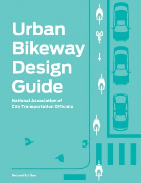 Urban Bikeway Design Guide Index