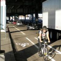 Division Street Buffered Bike Lane, San Francisco, CA