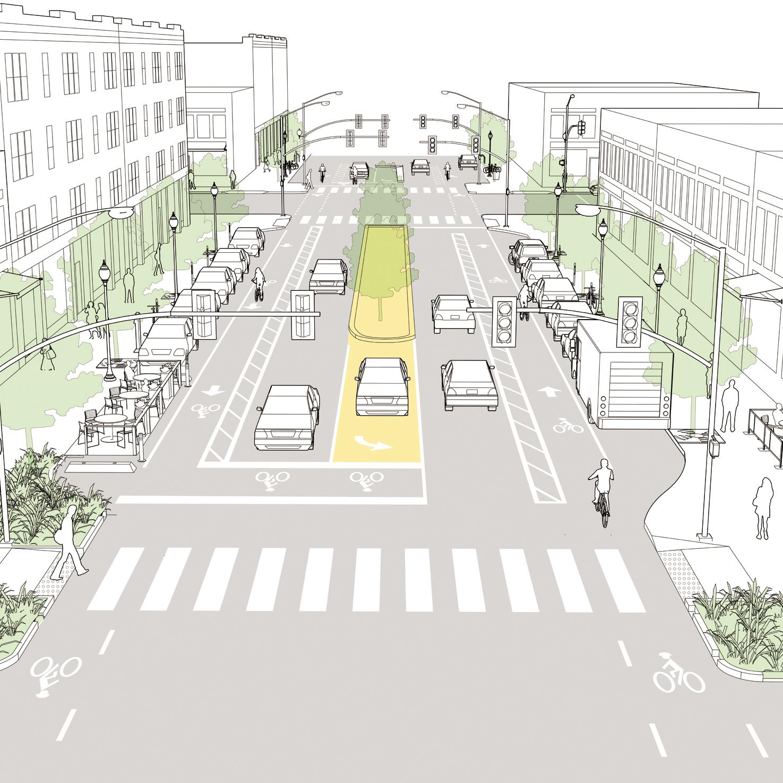 Neighborhood Main Street National Association Of City Transportation Officials