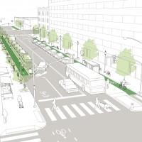 Downtown 2-Way Street