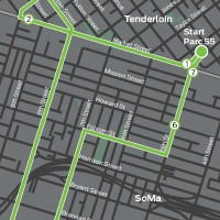 San Francisco Bike Share Tour (Friday)