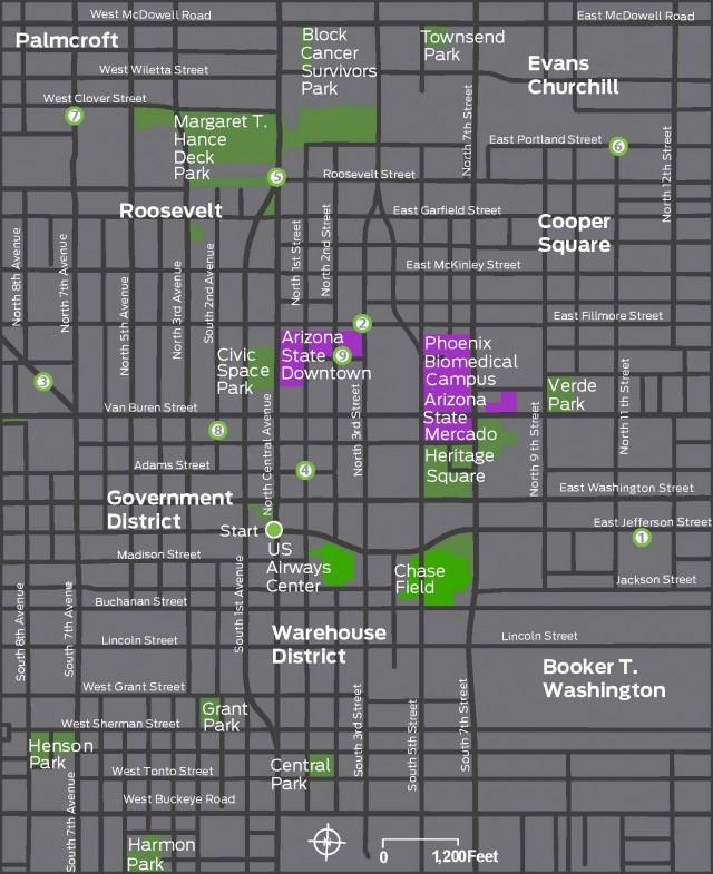 Bikeshop Tour Map 102213