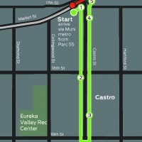 Castro Streetscape Project and Jane Warner Plaza (Thursday)