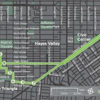 "San Francisco's Bicycle ""Wiggle"" Tour (Thursday)"