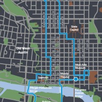 Austin Bike Share System (Thursday)