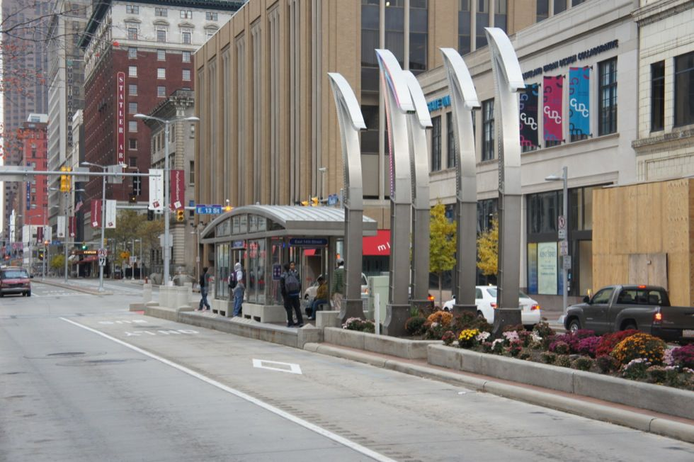 Euclid Avenue Health Line, Cleveland, OH
