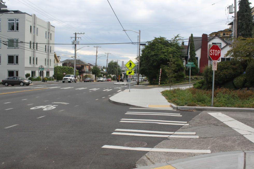 Dexter Avenue, after