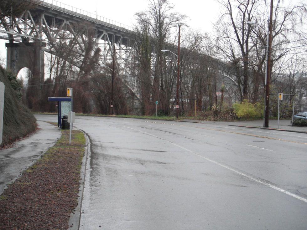 Dexter Avenue, before (credit: SDOT)