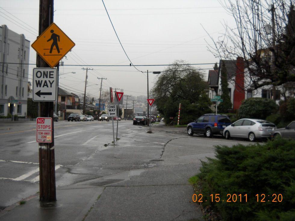 Dexter Avenue, before