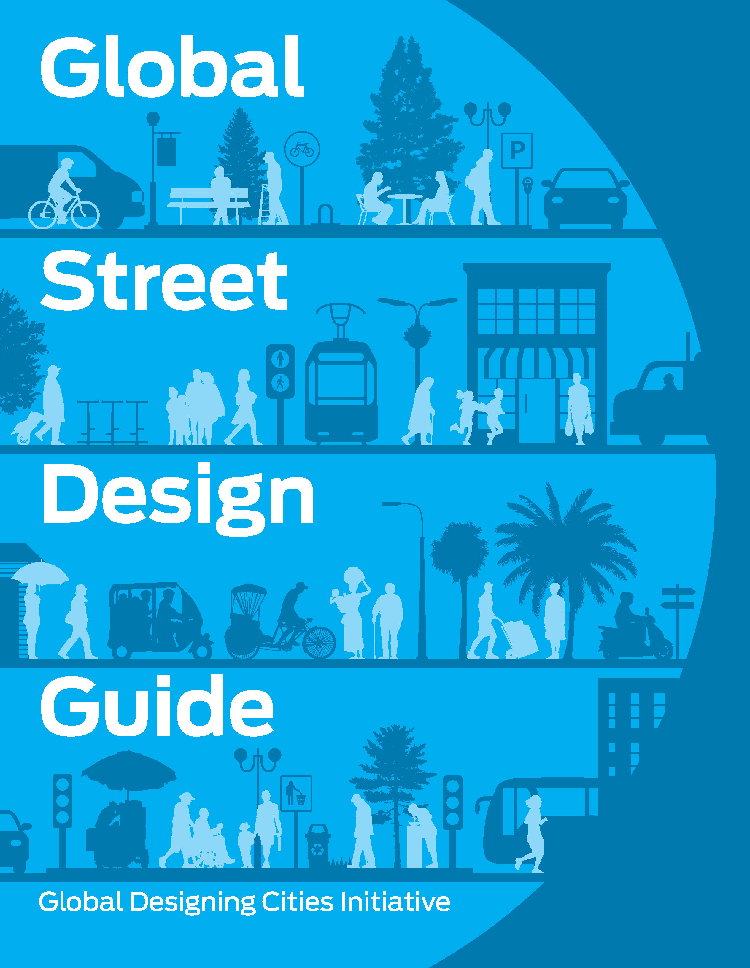 Global Street Design Guide cover