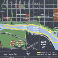 Water Quality and Development on Lady Bird Lake: A Kayak Tour (Thursday)