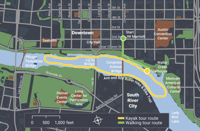 WalkShop: Water Quality and Development on Lady Bird Lake