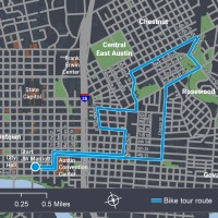East Austin Bicycle Tour (Saturday)