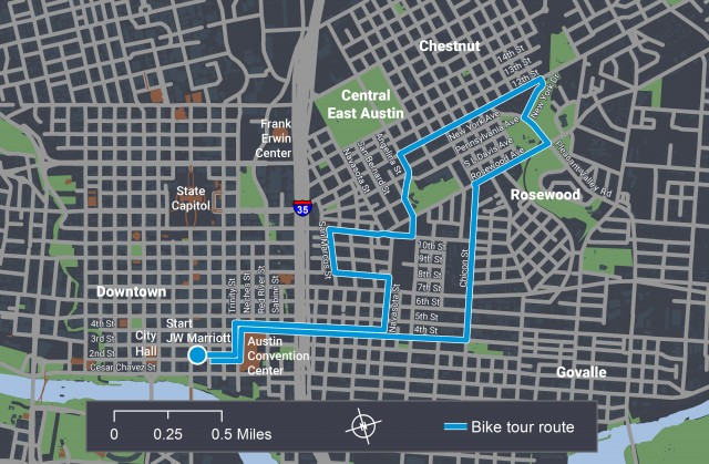 WalkShop: East Austin Bike Tour
