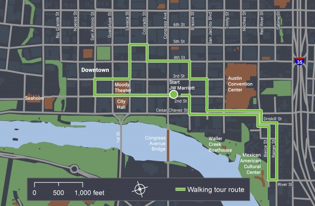 WalkShop: Sidewalk Cafes