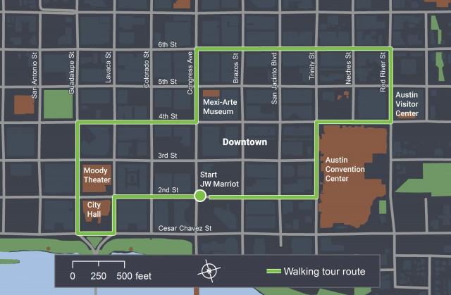 WalkShop: Festival Streets