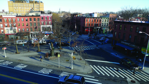 Putnam Avenue, Brooklyn: before