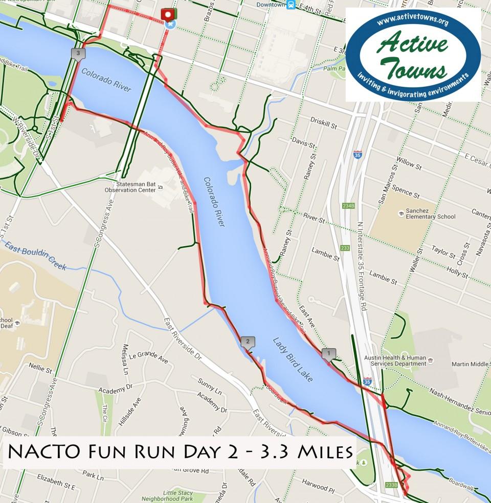 NACTO Fun Run Day 2