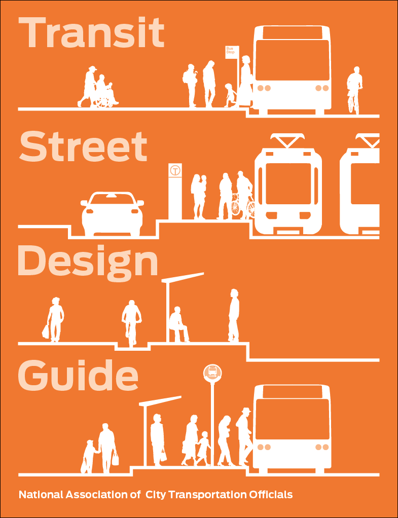 Transit Street Design Guide Index