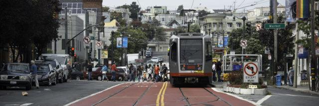 Transit Streets