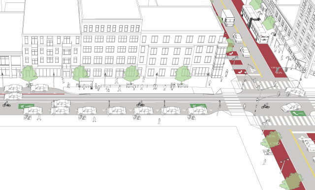 One-Way Streetcar Street