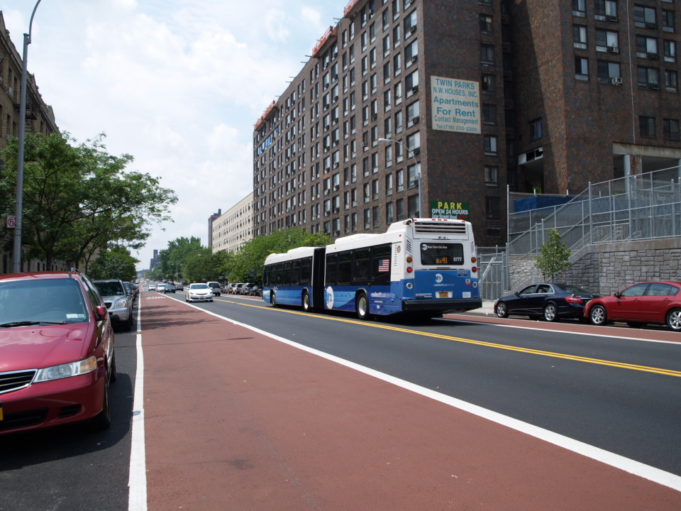 Webster Ave, New York (credit: NYC DOT)