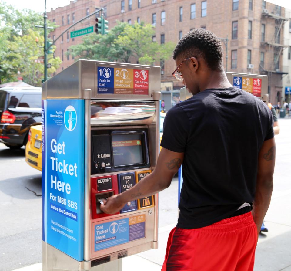 86th Street, New York (credit: NYC DOT)