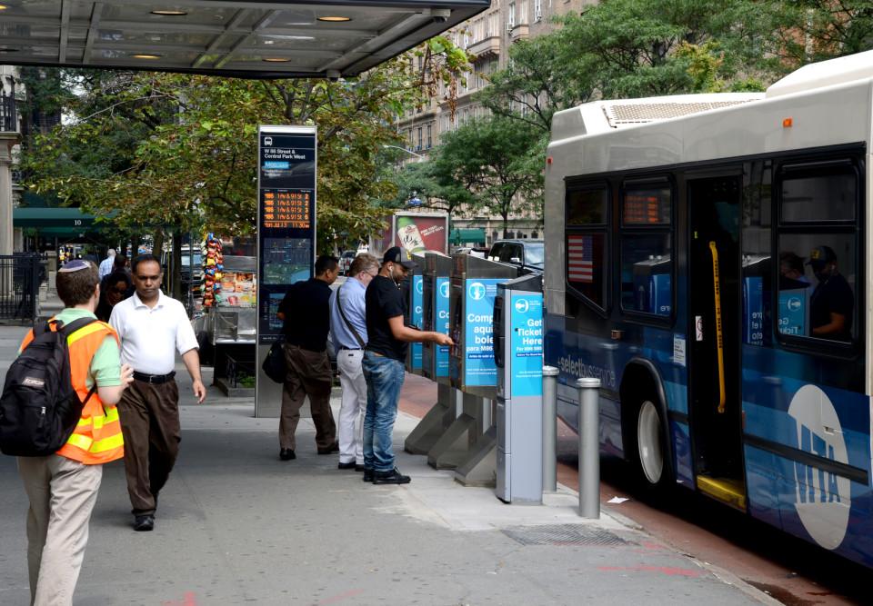 86th Street, New York (credit: Marc A. Hermann/MTA New York City Transit)