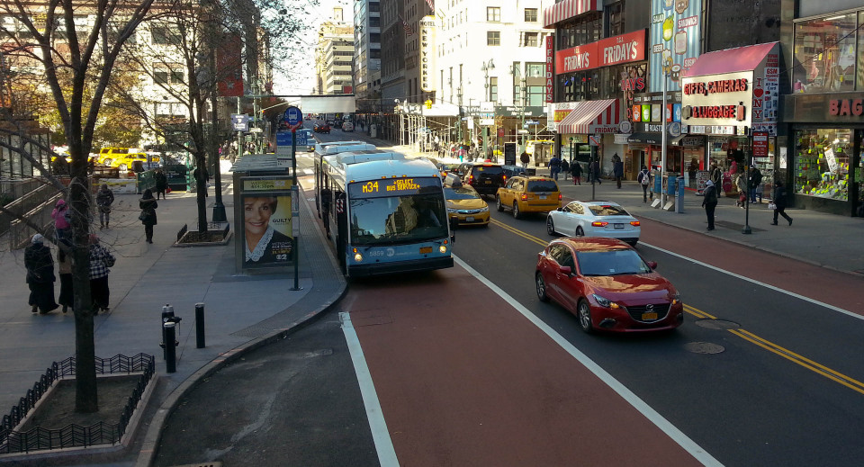 34th Street, New York (credit: NYC DOT)