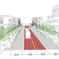 Center Transit Lane
