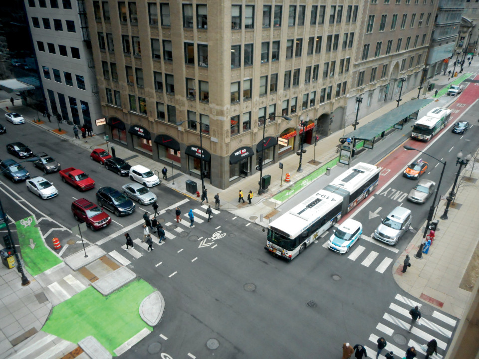 Washington St, Chicago (credit: Nathan Roseberry)