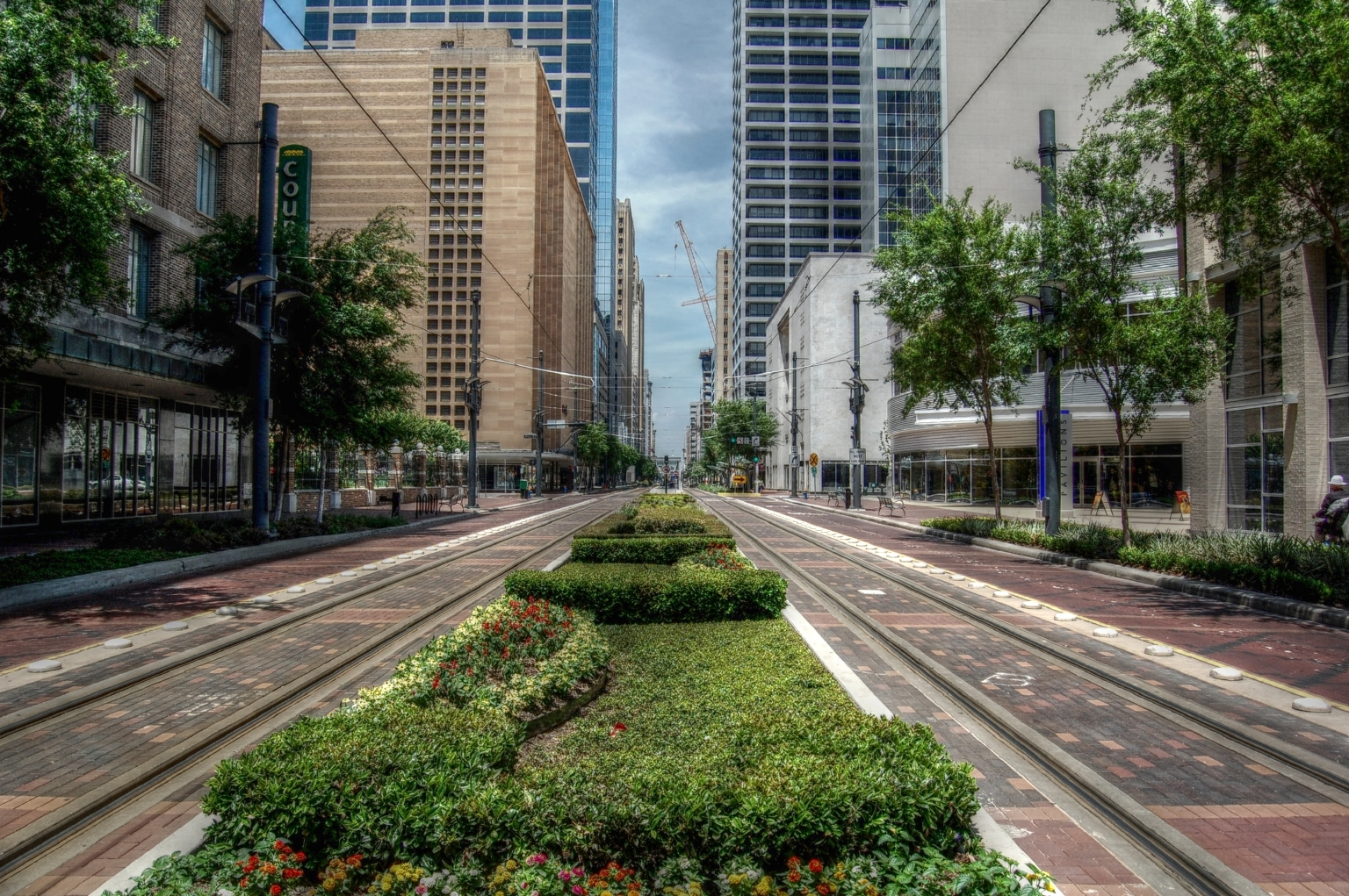 Main Street, Houston (credit: Jerald Jackson)