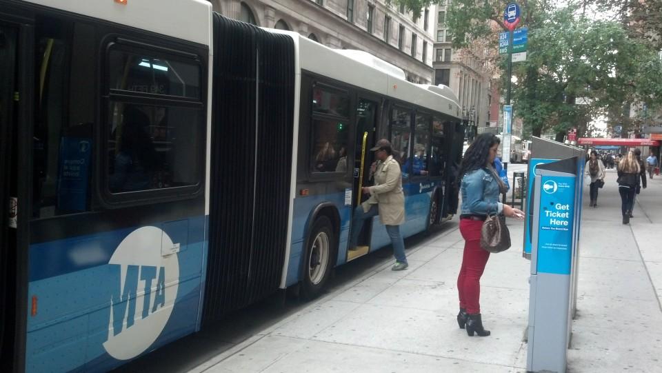 34th Street, New York (credit: NYC DOT)