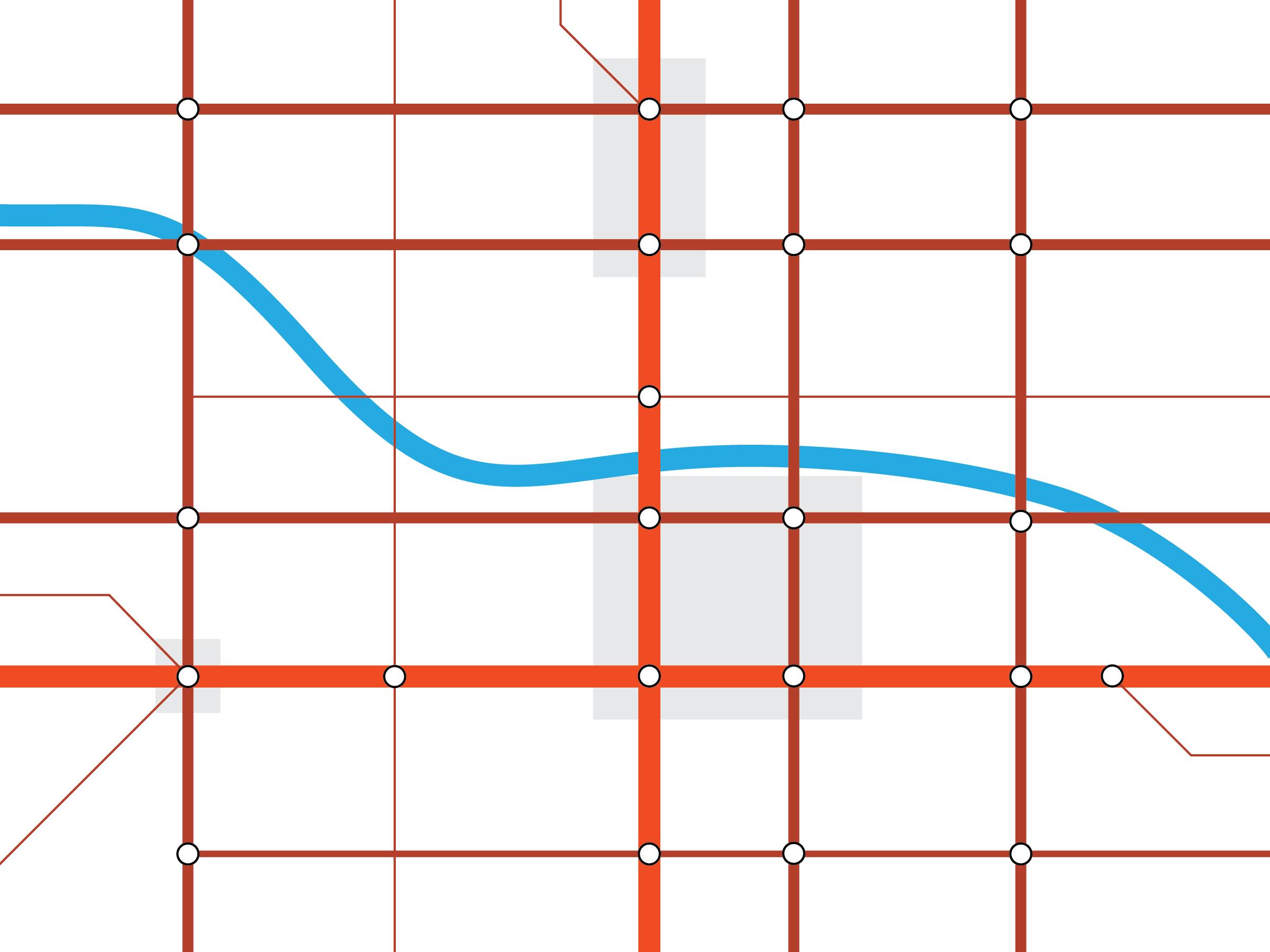 Network styles-Grid