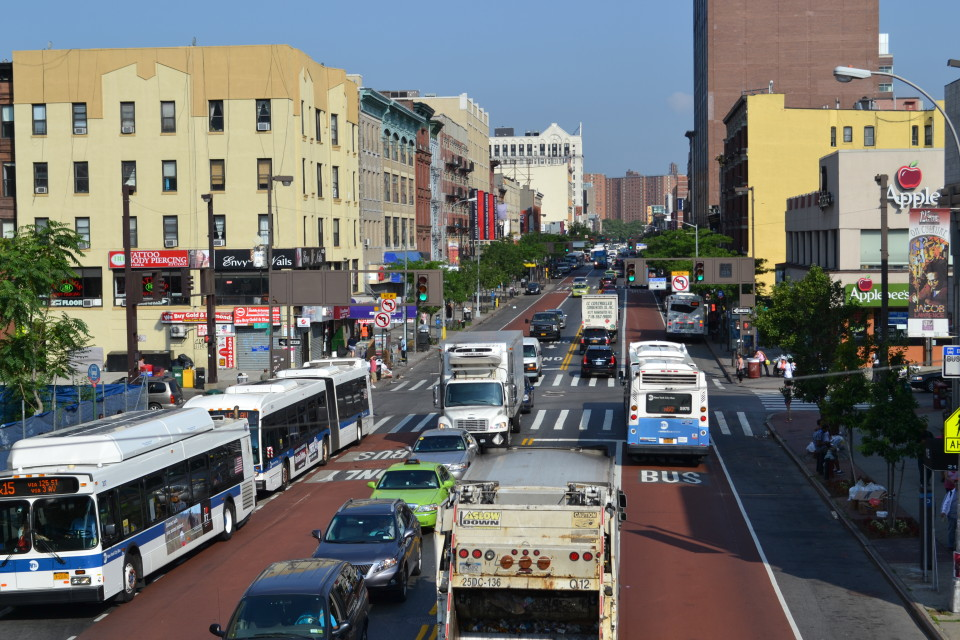 125th Street, New York (credit: NYC DOT)