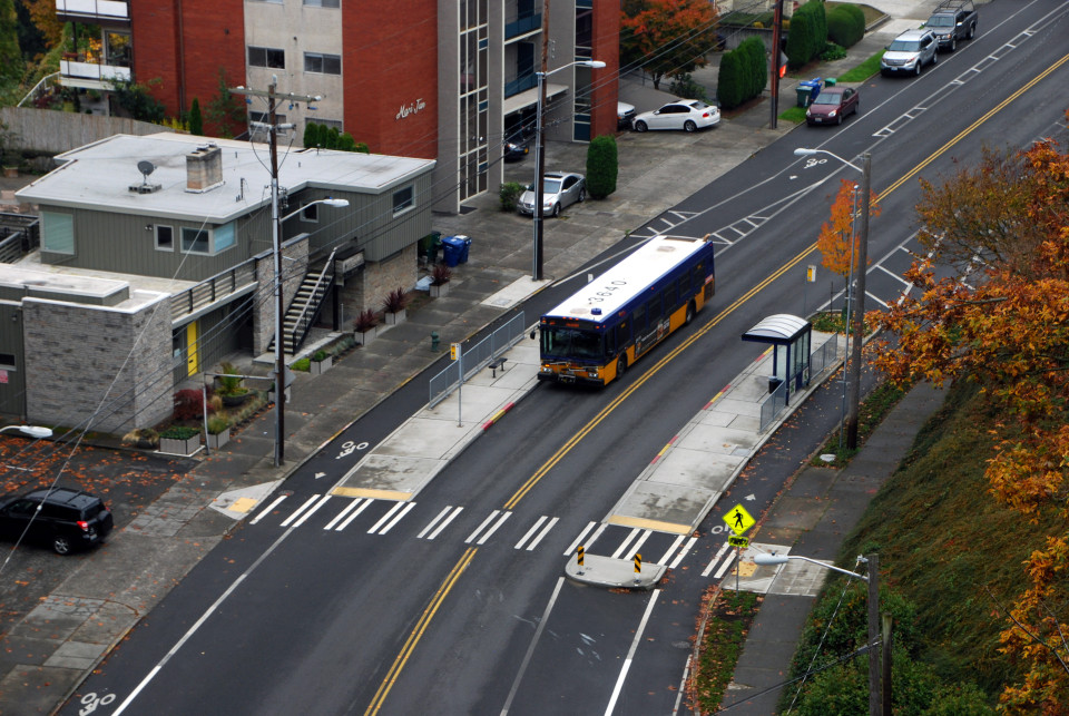 Dexter Ave, Seattle (credit: Oran Viriyincy)