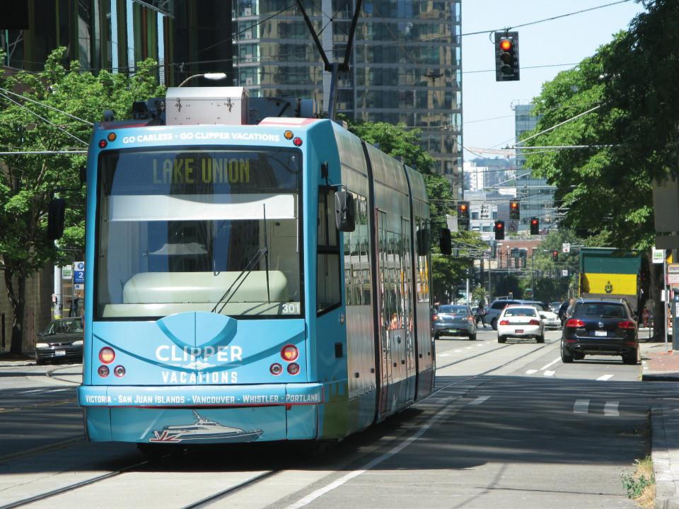 Westlake Ave N, Seattle (credit: SDOT)