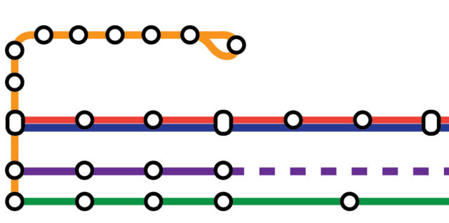 Transit Route Types
