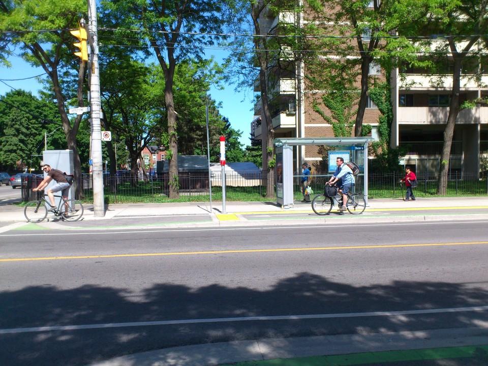 Sherbourne St, Toronto (credit: Payton Chung)
