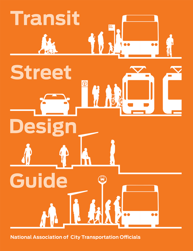 Transit Street Design Guide Cover