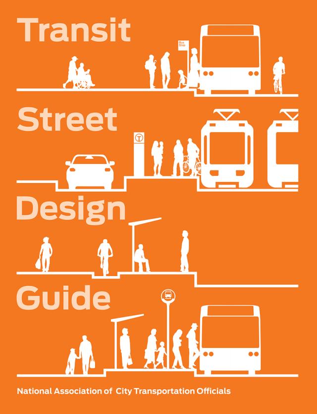 Transit Street Design Guide Cover