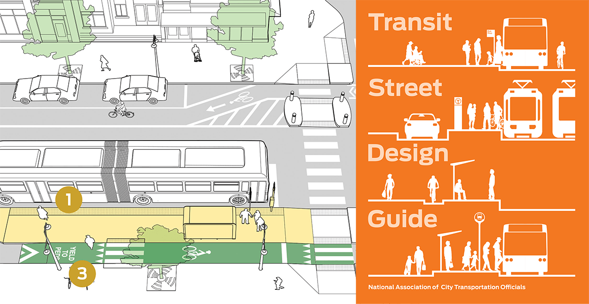 a vision for transit friendly streets cities unveil the transit street design guide national. Black Bedroom Furniture Sets. Home Design Ideas